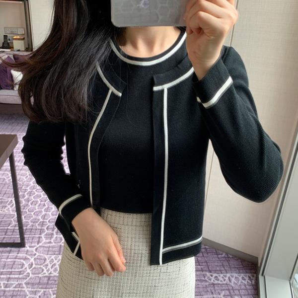 benito-라본 가디건 세트 (3color)♡韓國女裝套裝