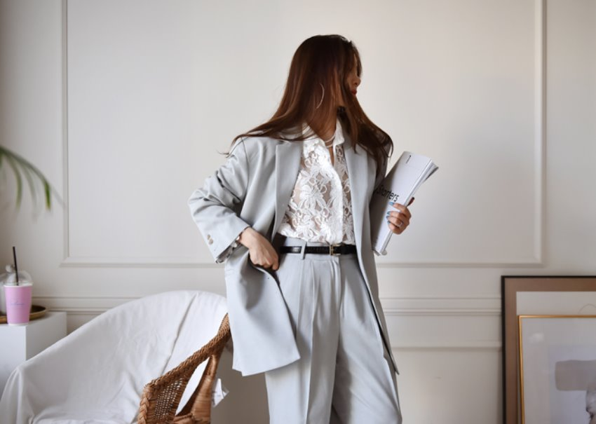 myclassy-Tailored over jacket♡韓國女裝外套