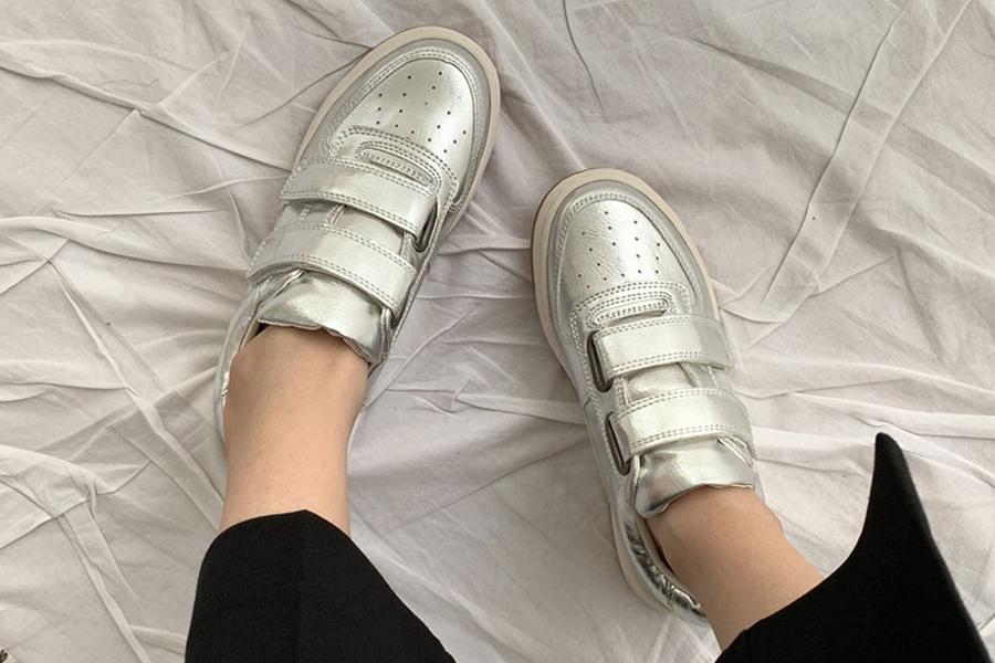 blancjo-벨크로 찍찍이 운동화_ss03415♡韓國女裝鞋