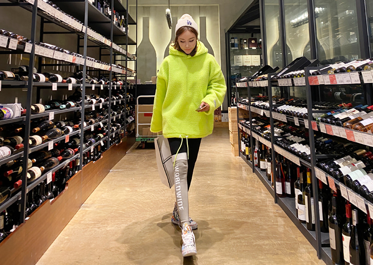 walkingcoco-world wide legging♡韓國女裝褲