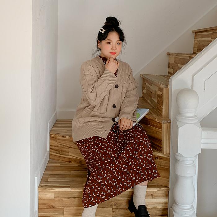 09women-[케이디르 루즈핏 가디건 46323]♡韓國女裝外套
