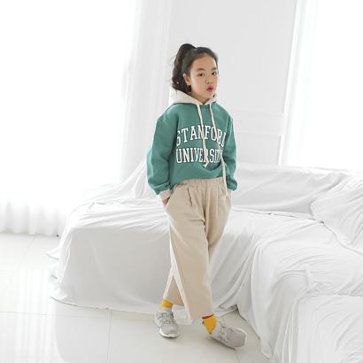cocogirin-[19 겨울]스탠포드 배색 후드.m♡韓國童裝上衣