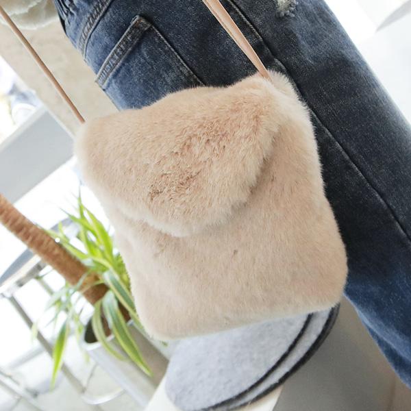 ssumparty-플래닛(밍크크로스BAG)♡韓國女裝袋