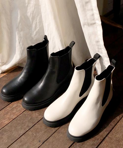 cherryville-[편안한착화감 워커]♡韓國女裝鞋