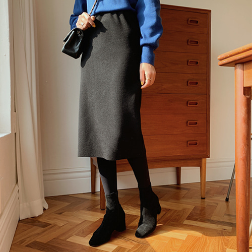 derang-골지울-knit.sk (4 colors)♡韓國女裝裙