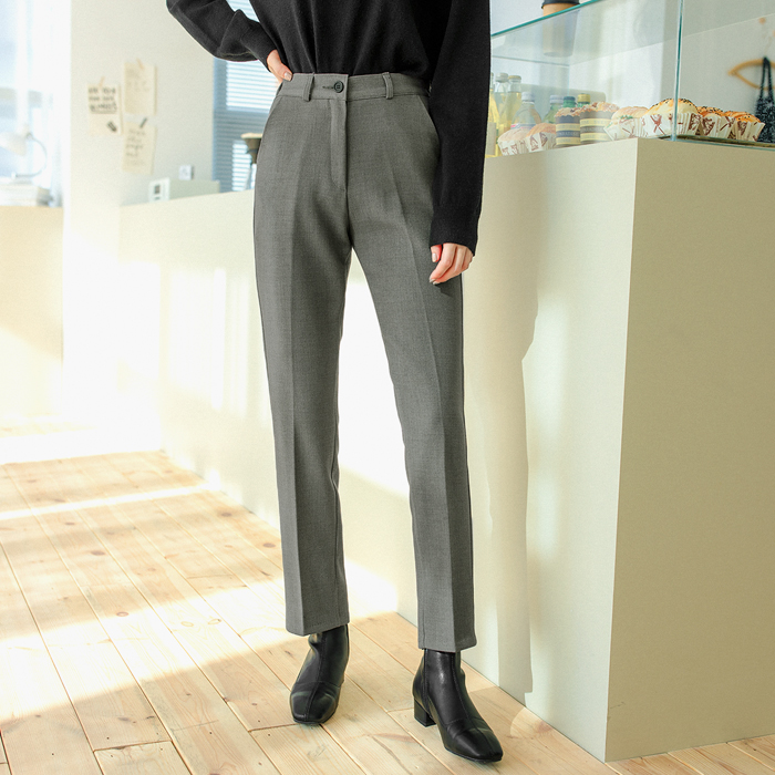 09women-[신디 뒷밴딩 슬랙스 46423]♡韓國女裝褲