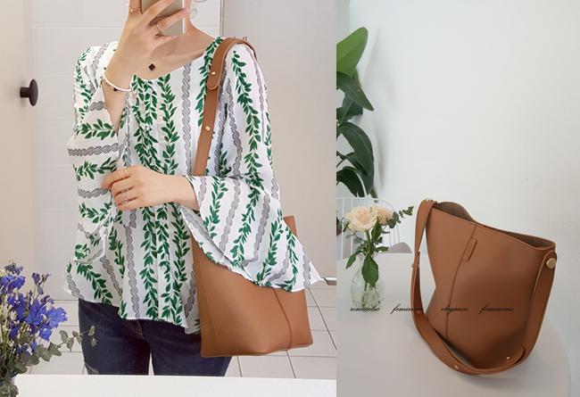 leelin-[나이스 베이직 가방[인기!]]♡韓國女裝袋