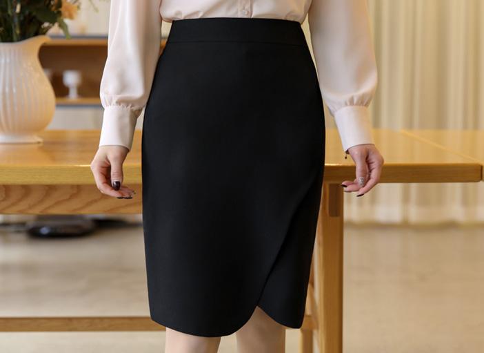clicknfunny-[세안델 미디스커트[S,M,L사이즈]]♡韓國女裝裙