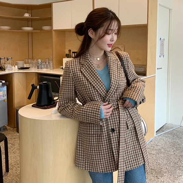 66girls-모멘트체크JK♡韓國女裝外套