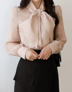 esther-st-포포 블라우스♡韓國女裝上衣