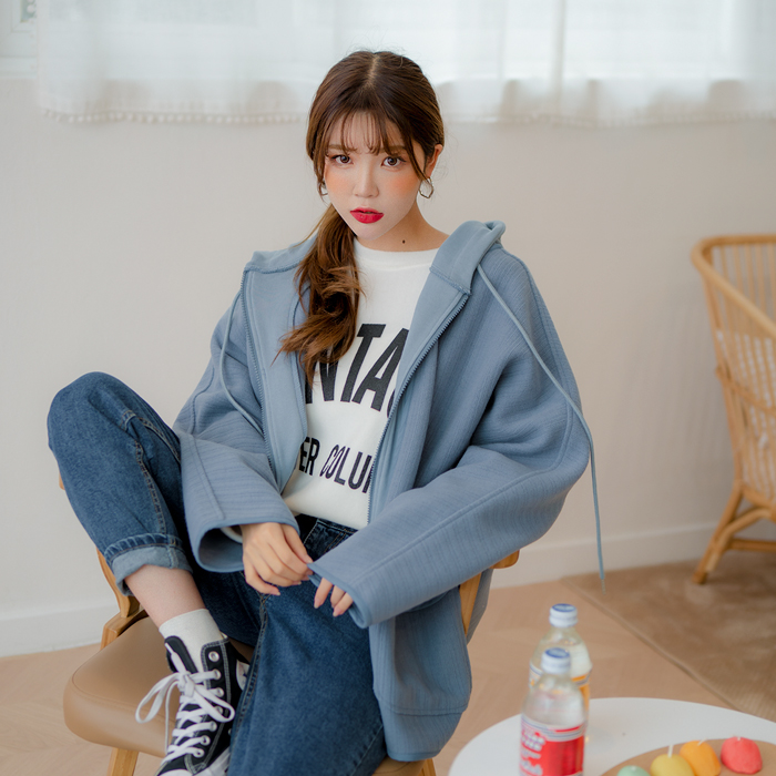 09women-[토즈니 후드 집업 자켓 47534]♡韓國女裝外套