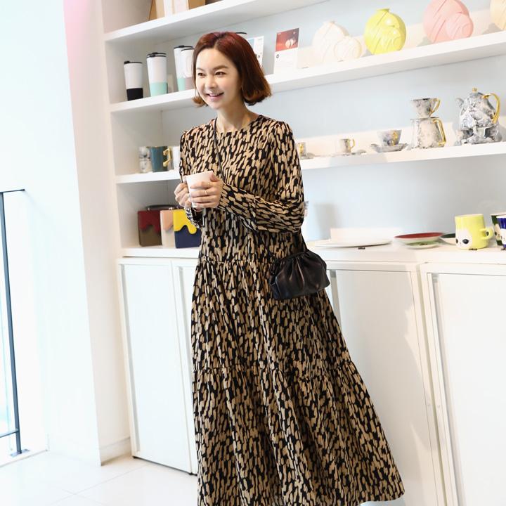 lemite-여신룩 롱원피스♡韓國女裝連身裙