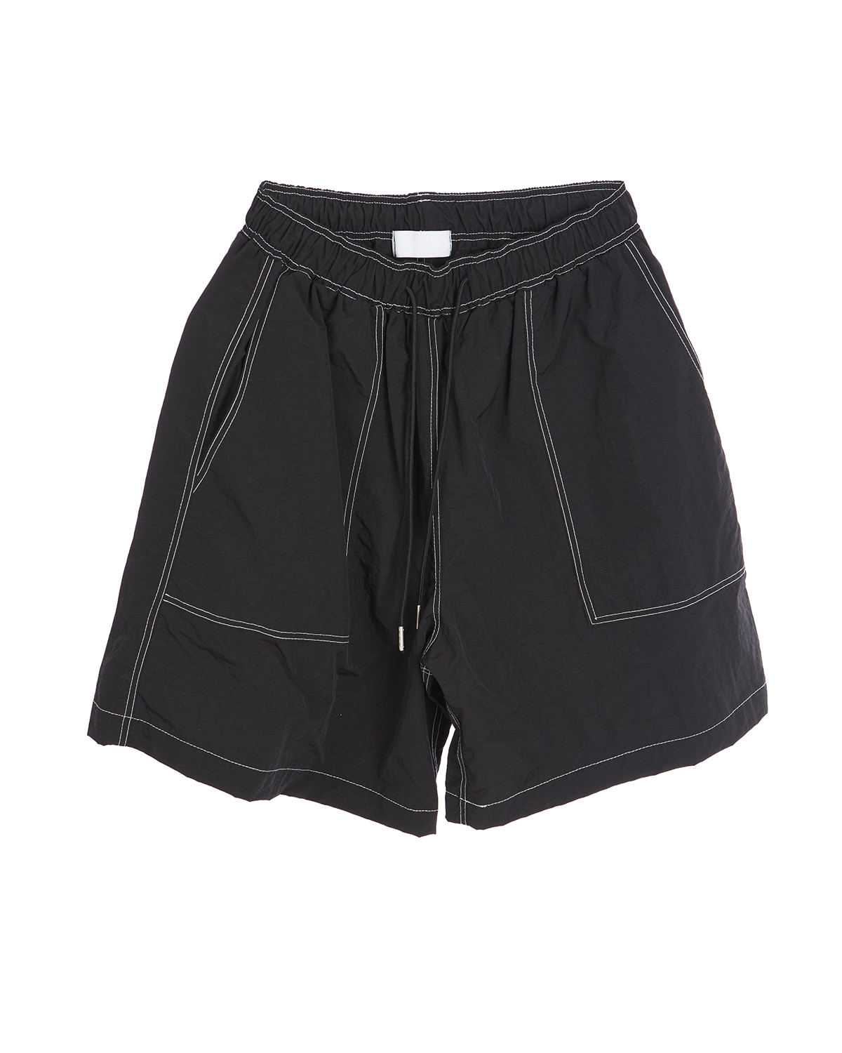 raucohouse-STITCH LINE SHORTS - RAUCO HOUSE♡韓國男裝褲子