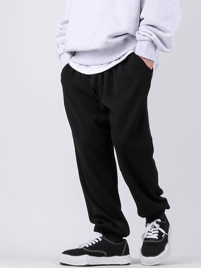 justyoung-NB Pleated Jogger Pants♡韓國男裝褲子