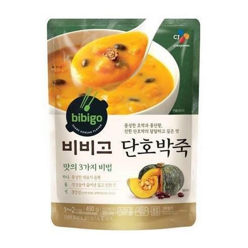 Bibigo 비비고 甜南瓜即食粥 450g