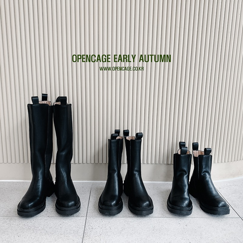 opencage-london street boots *3style*♡韓國女裝鞋
