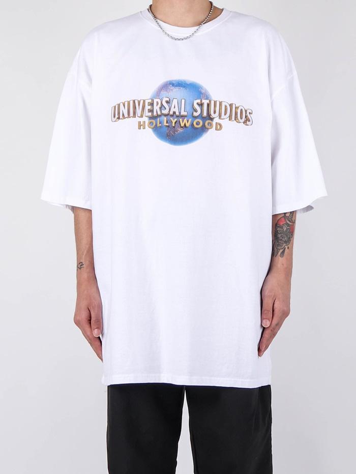 justyoung-TG Universal Digital Short Sleeve Tee (3color)♡韓國男裝上衣