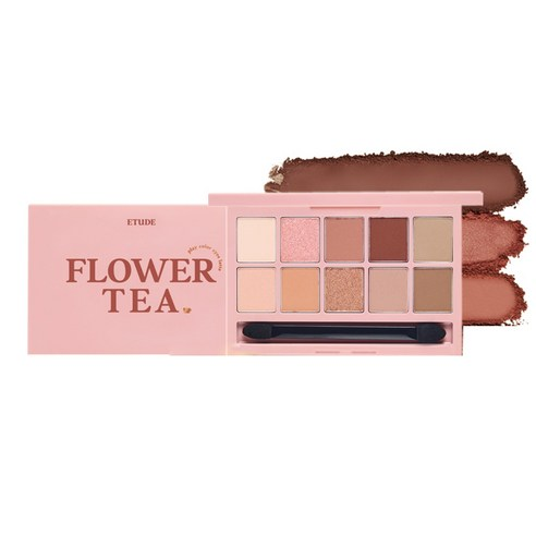 Etude House Play Color (Flower Tea) ♡韓國眼影盤