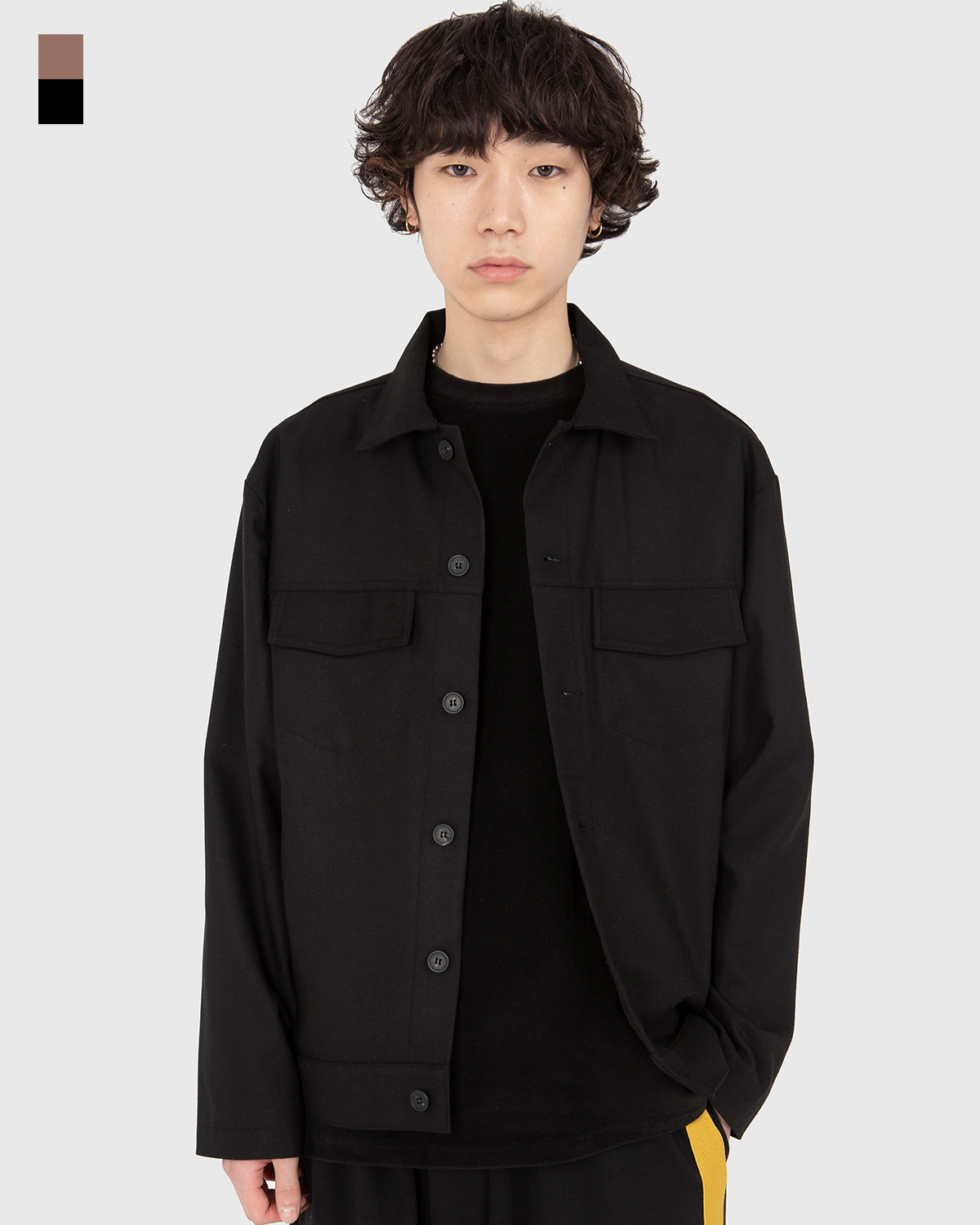 raucohouse-RONY CALM TRUCKER JACKET - RAUCO HOUSE♡韓國男裝外套