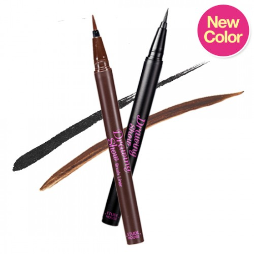 Etude House Drawing Show Brush Liner 眼線液 0.6 g