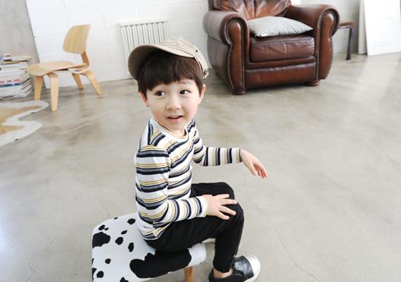 min99kids-[봄신상] 도미닉(5~13호)♡韓國童裝上衣