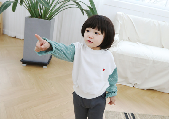 min99kids-[봄신상] 하트유세트(5~13호)♡韓國女童裝裙