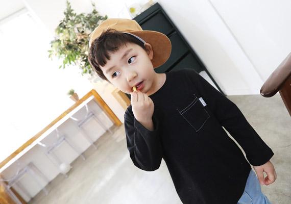 min99kids-[봄신상] 스네이크(5~15호)♡韓國童裝上衣