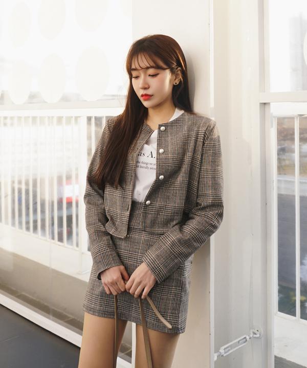 sonyunara-그대끝에자켓♡韓國女裝外套