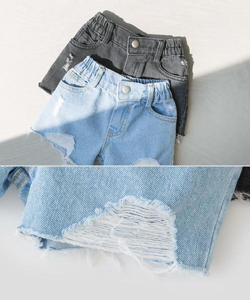 harukids-위트데님팬츠[팬츠BBU255]♡韓國童裝褲