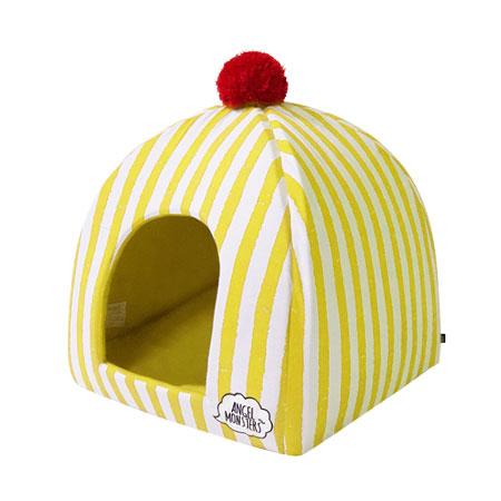 puppyangel-[BD162] 퍼피엔젤(R) MONSTER™ ST 강아지집 애견하우스 [#289 Yellow]♡寵物屋