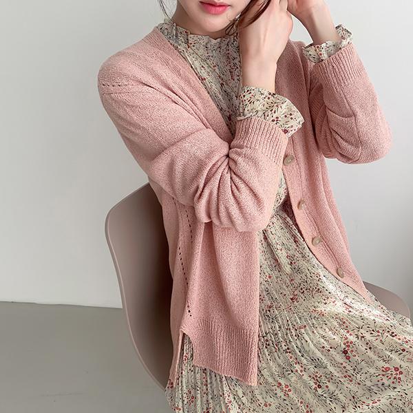 canmart-[홀리가디건 C032502]♡韓國女裝外套