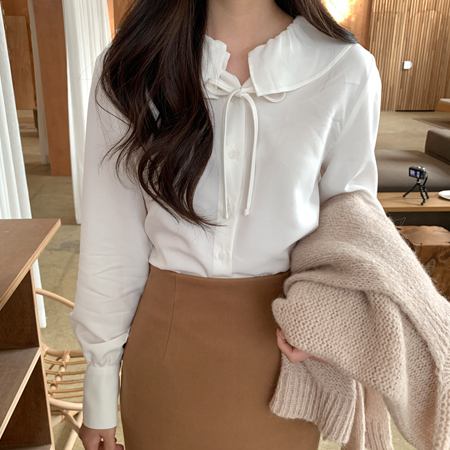 mimididi-[drusilla♡ 블라우스_2071]♡韓國女裝上衣