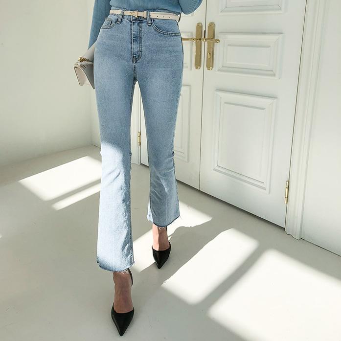 dabagirl-예술적라인슬림진(121)♡韓國女裝褲