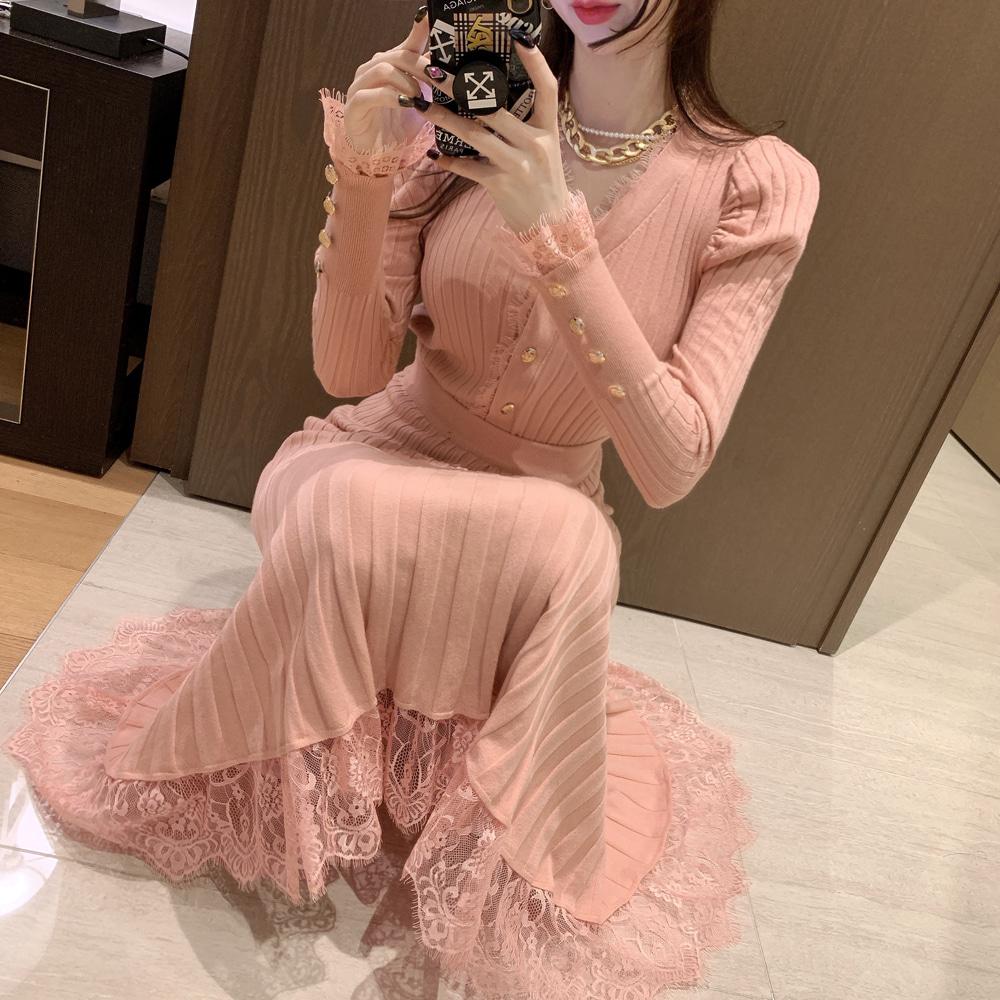 uinme-봄봄 투피스 SET - [ 2color ]♡韓國女裝套裝