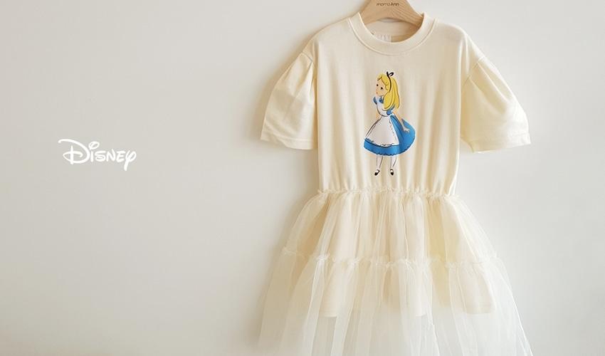 lovely2min-모모앤 앨리스샤 원피스 (아동복) - lovely2min♡韓國童裝連身裙