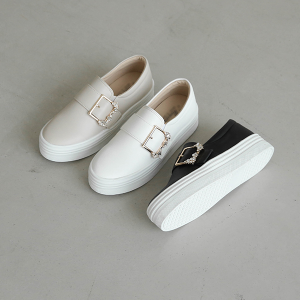 canmart-[러브통굽슬립온 C031801]♡韓國女裝鞋