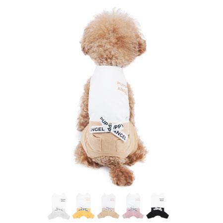 puppyangel-[OR312] 퍼피엔젤® 러블리 팬츠 (5컬러)♡寵物衫