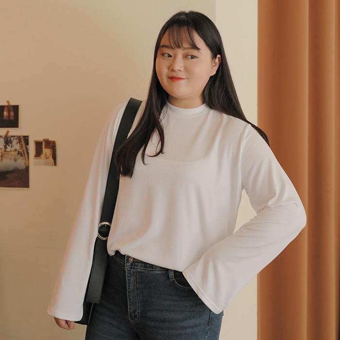 romistory-P.트임포인_TS♡韓國女裝上衣