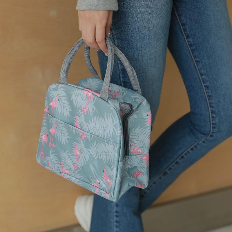 clicknfunny-[펜딤 패턴 보냉백]♡韓國女裝袋