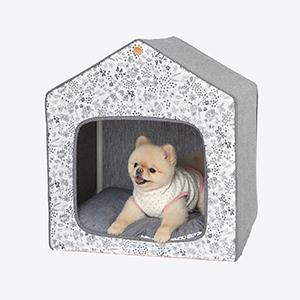 itsdog-[모노그레이시 프레임 하우스 (플라워)]♡寵物屋