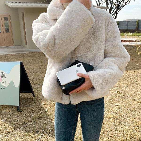minibbong-올슨 퍼자켓♡韓國女裝外套