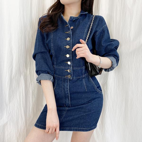 ssumparty-메이바이(코코청OPS)♡韓國女裝連身裙
