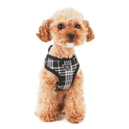 puppyangel-[HA048]퍼피엔젤 강아지하네스(#999블랙)♡寵物散步帶用品