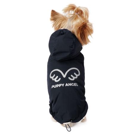puppyangel-[OW433] 퍼피엔젤(R) 시그니쳐™ 날개 패딩 후드 조끼 (11컬러)♡寵物衫