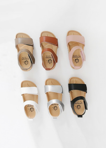 styleggom-○폭신해요 샌들♡韓國童裝鞋