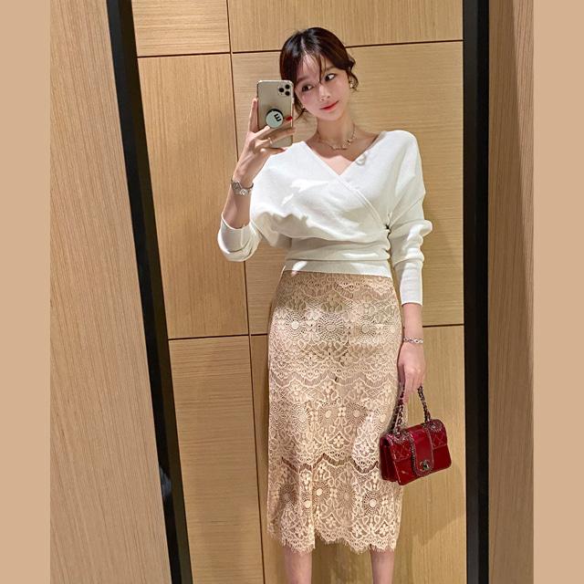 mybany-베이글레이스SK♡韓國女裝裙