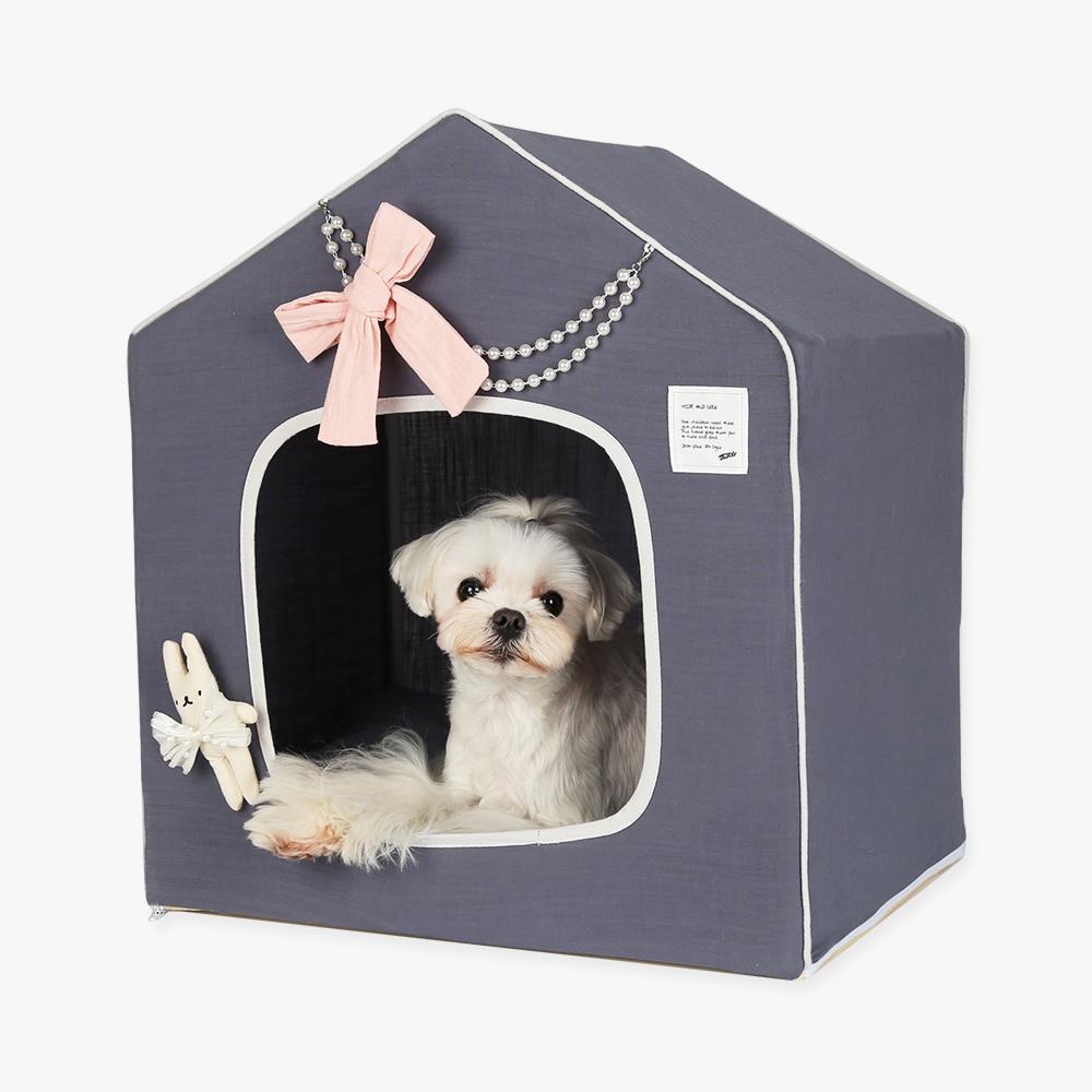 itsdog-[아이린 프레임 하우스 (네이비)]♡寵物屋