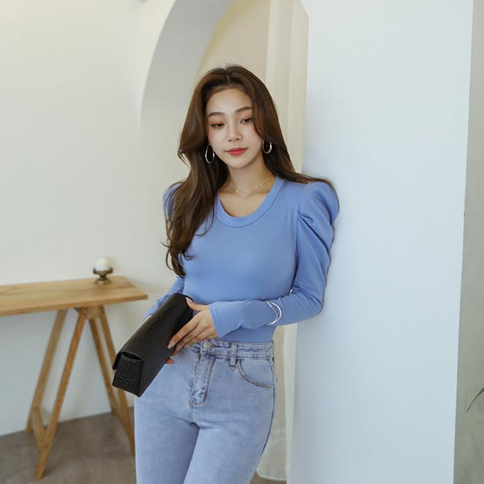 dabagirl-구쯔셔링탑♡韓國女裝上衣