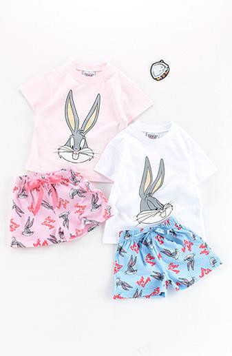kkakkungnoriter-바니상하세트♡韓國童裝套裝
