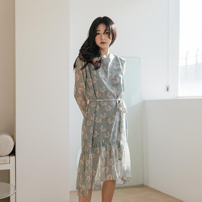 09women-[루시안 플라워 원피스 47556]♡韓國女裝連身裙